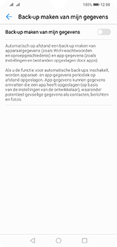 Huawei Y7 (2019) - Data - maak een back-up met je account - Stap 6