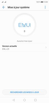 Huawei P20 - Aller plus loin - Mettre à jour le logiciel interne de votre mobile - Étape 7