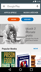 LG X Power - Apps - Herunterladen - Schritt 5