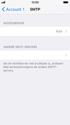 Apple iPhone 5s - iOS 11 - E-mail - Account instellen (POP3 met SMTP-verificatie) - Stap 17
