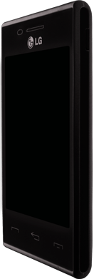 LG T580 - Premiers pas - Découvrir les touches principales - Étape 8