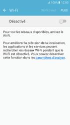 Samsung Samsung G920 Galaxy S6 (Android M) - Wi-Fi - Accéder au réseau Wi-Fi - Étape 5