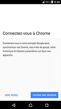 Sony Xperia XA1 Ultra - Internet et connexion - Naviguer sur internet - Étape 5