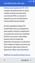 HTC 10 - Primeros pasos - Activar el equipo - Paso 6