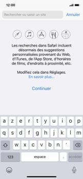 Apple iPhone 11 Pro - iOS 14 - Internet et roaming de données - Navigation sur Internet - Étape 4