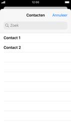 Apple iPhone SE - iOS 13 - MMS - afbeeldingen verzenden - Stap 6