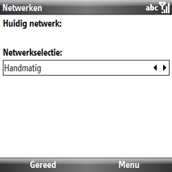 Samsung B7330 Omnia Pro - netwerk en bereik - gebruik in binnen- en buitenland - stap 7