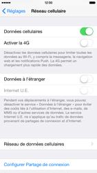 Apple iPhone 6 - Réseau - Changer mode réseau - Étape 5
