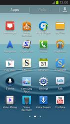Samsung Galaxy S III LTE - WiFi - WiFi configuration - Step 3