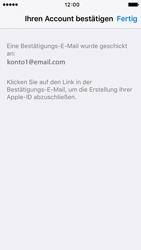 Apple iPhone 5c iOS 9 - Apps - Einrichten des App Stores - Schritt 24