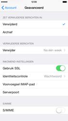 Apple iPhone 6 - E-mail - Handmatig instellen - Stap 25