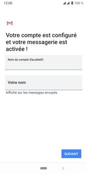 Crosscall Core X4 - E-mails - Ajouter ou modifier votre compte Yahoo - Étape 12