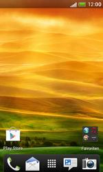 HTC Desire X - Startanleitung - Installieren von Widgets und Apps auf der Startseite - Schritt 9