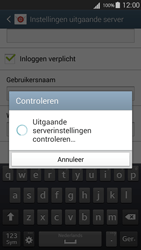 Samsung Galaxy S3 Neo (I9301i) - E-mail - Handmatig instellen - Stap 15