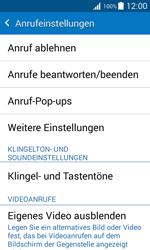 Samsung G388F Galaxy Xcover 3 - Anrufe - Rufumleitungen setzen und löschen - Schritt 7
