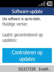 Doro 7060-model-dfc-0190 - Software updaten - Update installeren - Stap 8