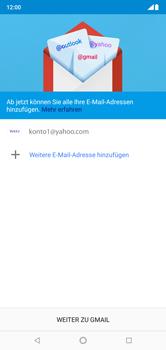 Nokia 6.1 Plus - E-Mail - Konto einrichten (yahoo) - 13 / 16
