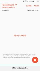 Samsung J510 Galaxy J5 (2016) DualSim - E-Mail - E-Mail versenden - Schritt 19