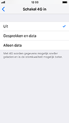 Apple iPhone 5s - iOS 12 - internet - activeer 4G Internet - stap 6