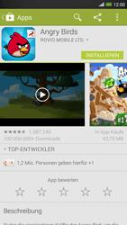 HTC One Max - Apps - Herunterladen - 17 / 20