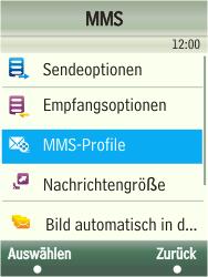Samsung F480-TouchWiz - MMS - Manuelle Konfiguration - Schritt 7