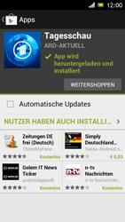 Sony Xperia J - Apps - Herunterladen - 9 / 25