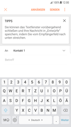 Samsung Galaxy S7 Edge - E-Mail - E-Mail versenden - 2 / 2