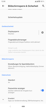 Sony Xperia 5 - Startanleitung - So aktivieren Sie eine SIM-PIN - Schritt 5