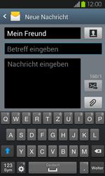Samsung Galaxy S2 mit Android 4.1 - MMS - Erstellen und senden - 13 / 22