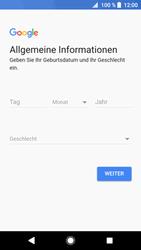 Sony Xperia XZ1 - Apps - Einrichten des App Stores - Schritt 8