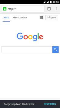 OnePlus 3 - internet - hoe te internetten - stap 14
