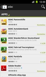 Samsung Galaxy Ace 2 - Apps - Herunterladen - 18 / 22