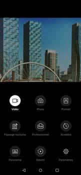 OnePlus 7 - Photos, vidéos, musique - Créer une vidéo - Étape 7