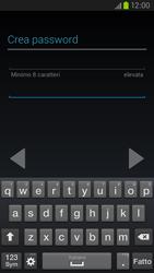 Samsung Galaxy S III LTE - Applicazioni - Configurazione del negozio applicazioni - Fase 11