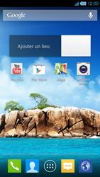Bouygues Telecom Ultym 4 - Photos, vidéos, musique - Envoyer une photo via Bluetooth - Étape 1