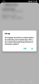 LG g7-fit-dual-sim-lm-q850emw - Netwerk selecteren - Handmatig een netwerk selecteren - Stap 8