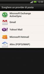 HTC Desire X - E-mail - Configurazione manuale - Fase 6