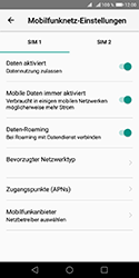 Huawei Y5 (2018) - Ausland - Im Ausland surfen – Datenroaming - 10 / 12