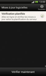 HTC Desire X - Logiciels - Installation de mises à jour - Étape 10