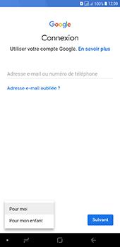 Samsung Galaxy J6 Plus - Applications - Créer un compte - Étape 6