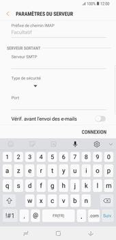 Samsung Galaxy Note9 - E-mail - Configuration manuelle - Étape 15