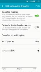 Samsung Samsung Galaxy J3 2016 - Internet et roaming de données - Comment vérifier que la connexion des données est activée - Étape 6