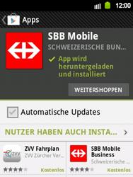 Samsung Galaxy Y - Apps - Installieren von Apps - Schritt 23