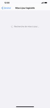Apple iPhone XS Max - iOS 13 - Appareil - Mises à jour - Étape 6
