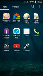 Acer Liquid Z520 - Voicemail - handmatig instellen - Stap 3