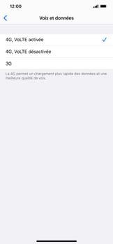 Apple iPhone 11 Pro Max - Réseau - Comment activer une connexion au réseau 4G - Étape 7