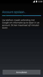 Huawei Ascend G6 - Applicaties - Account instellen - Stap 17