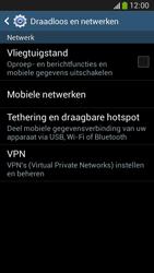 Samsung C105 Galaxy S IV Zoom LTE - Internet - handmatig instellen - Stap 5
