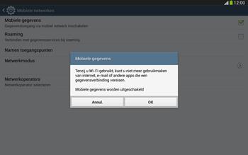 Samsung P5220 Galaxy Tab 3 10-1 LTE - Internet - Uitzetten - Stap 7