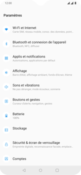 OnePlus 7 - Applications - Supprimer une application - Étape 4